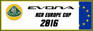 Lotus Evora GTC Europe Cup